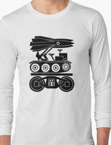WAR BY RAIL Long Sleeve T-Shirt