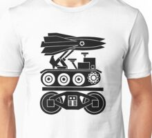 WAR BY RAIL Unisex T-Shirt