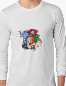 Tribute to Robin Williams  Long Sleeve T-Shirt