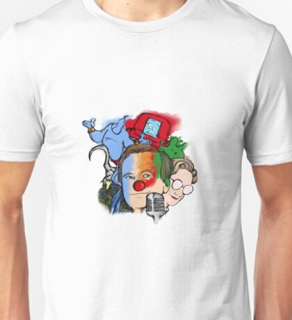 Tribute to Robin Williams  Unisex T-Shirt