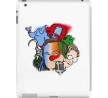 Tribute to Robin Williams  iPad Case/Skin