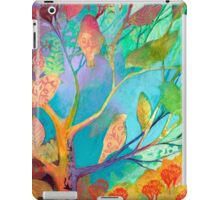 Forest Leaves iPad Case/Skin