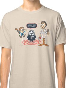 Moose and Squirrel Classic T-Shirt