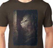 Hunting in the dark forest Unisex T-Shirt
