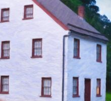 Armorer's Dwelling House Harpers Ferry Sticker