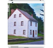 Armorer's Dwelling House Harpers Ferry iPad Case/Skin