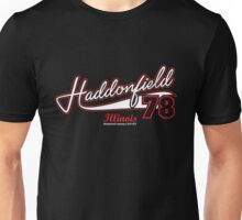 Haddonfield Illinois 78 Unisex T-Shirt