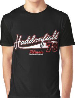 Haddonfield Illinois 78 Graphic T-Shirt