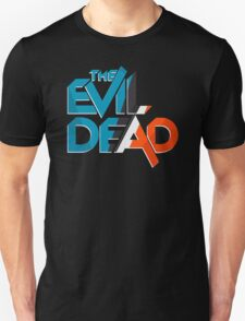 Retro The Evil Dead Unisex T-Shirt