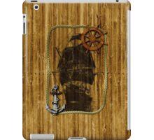 Historical Sailing Ship iPad Case/Skin