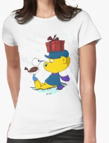 Ferald and The Boobies Womens Fitted T-Shirt