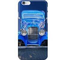 1932 Ford 'Little Blue' Coupe III iPhone Case/Skin