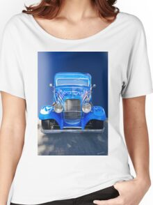 1932 Ford 'Little Blue' Coupe III Women's Relaxed Fit T-Shirt