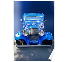 1932 Ford 'Little Blue' Coupe III Poster