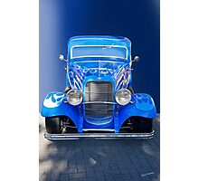 1932 Ford 'Little Blue' Coupe III Photographic Print