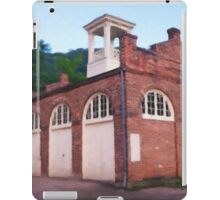 Armory Fire Engine House Harpers Ferry iPad Case/Skin