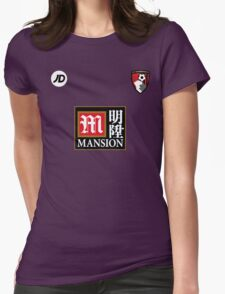 AFC Bournemouth Premier League Womens Fitted T-Shirt