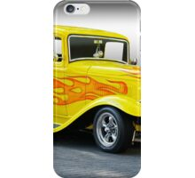 1932 Ford Five-Window Coupe iPhone Case/Skin