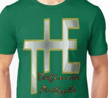 The Definite Article Design Unisex T-Shirt