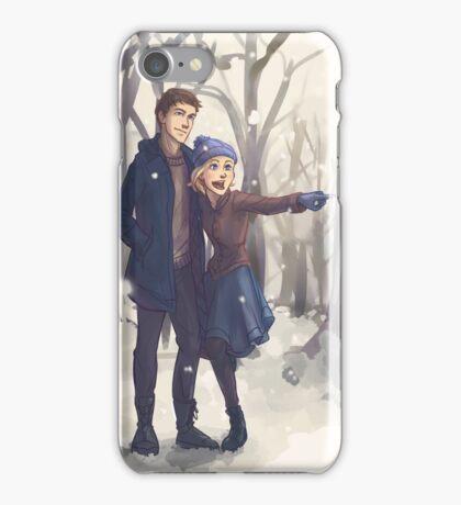 Snowy Day iPhone Case/Skin