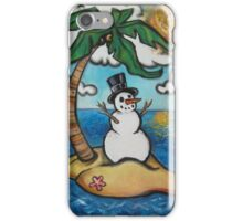 Vacation iPhone Case/Skin