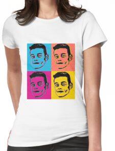 Mr Robot - Pop Art Womens Fitted T-Shirt
