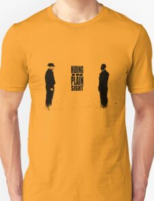 Hiding In Plain Sight 2 - Breaking Bad T-Shirt