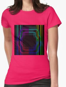 Lines #20 Womens Fitted T-Shirt
