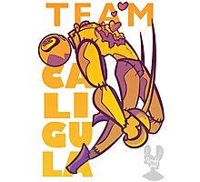 Bunny Gore Justice - Ragdoll Soldier (Team Caligula) Photographic Print