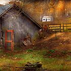 Country - Morristown, NJ - Rural refinement by Mike  Savad