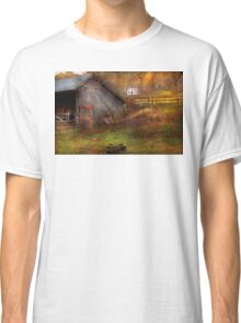 Country - Morristown, NJ - Rural refinement Classic T-Shirt
