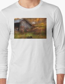 Country - Morristown, NJ - Rural refinement Long Sleeve T-Shirt