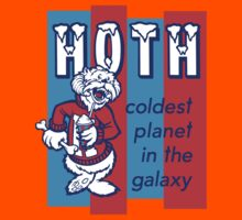 Coldest In The Galaxy - HOTH ICEE Kids Tee