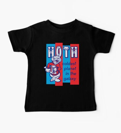 Coldest In The Galaxy - HOTH ICEE Baby Tee