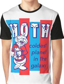 Coldest In The Galaxy - HOTH ICEE Graphic T-Shirt