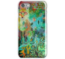 Fox in Forest iPhone Case/Skin