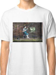 Fishing Boy Classic T-Shirt