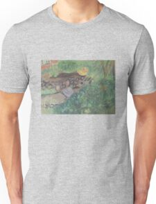 Landscape with Rubber Ducky Unisex T-Shirt