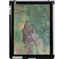 Landscape with Rubber Ducky iPad Case/Skin