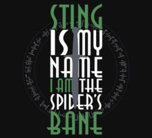The Spider's Bane Kids Clothes