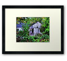 The Flowers Framed Print