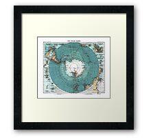 antarctica Framed Print