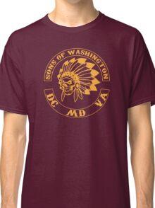 Redskins - Sons of Washington Classic T-Shirt
