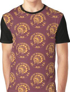 Redskins - Sons of Washington Graphic T-Shirt