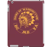 Redskins - Sons of Washington iPad Case/Skin