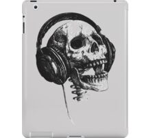 Music forever iPad Case/Skin
