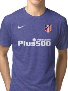 atletico madrid fc Tri-blend T-Shirt