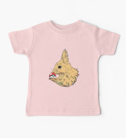 Squirrel ball Baby Tee