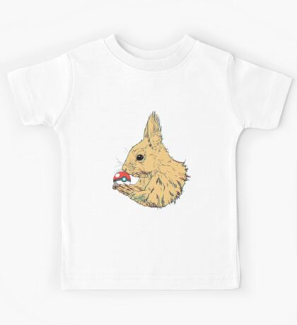 Squirrel ball Kids Tee