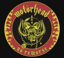 Motorhead (No Remorse) Colour 2 Kids Tee